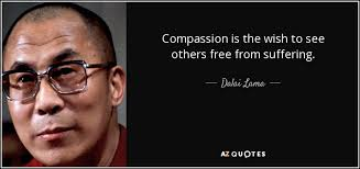 Compassion is About Others
